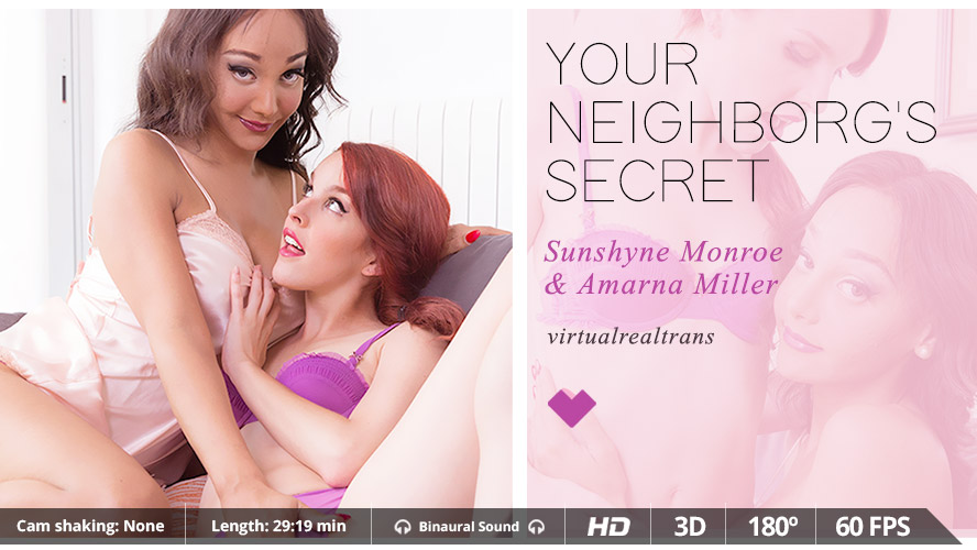 Your Neighborg's Secret