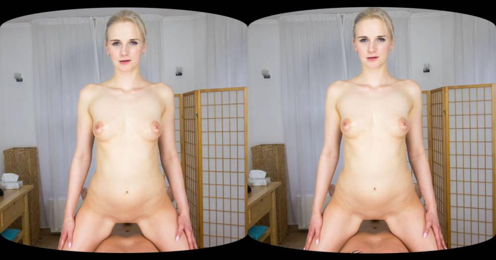 Czech VR 131 - Good Masseuse Does Everything
